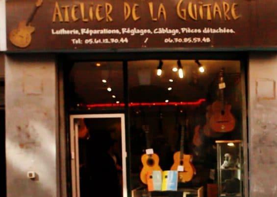 Atelier de la Guitare