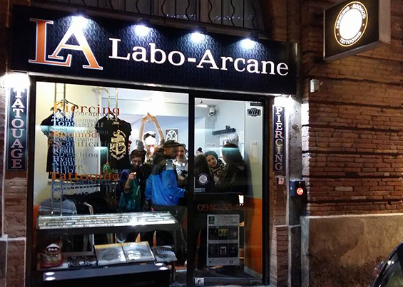 Labo Arcane