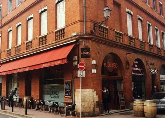 El Deseo Café