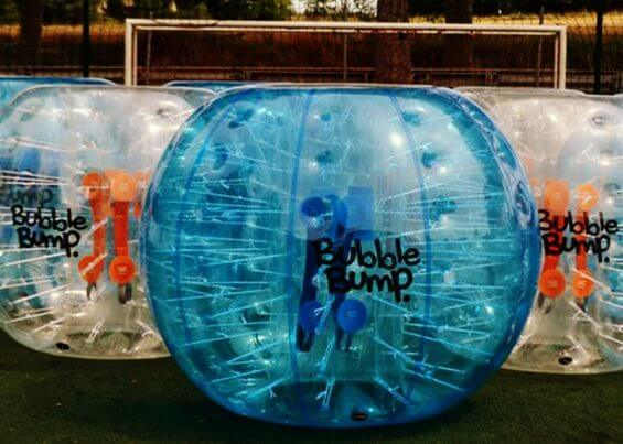 Bubble Bump Toulouse