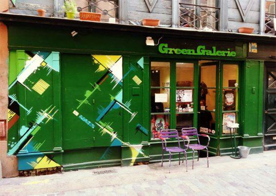 Green galerie