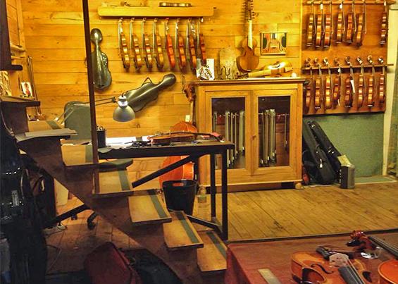 L'Atelier dalle Carbonare luthier