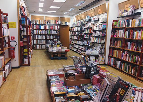 Librairie Genesis