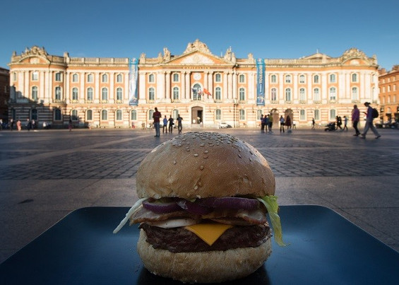 Toulouse Burger