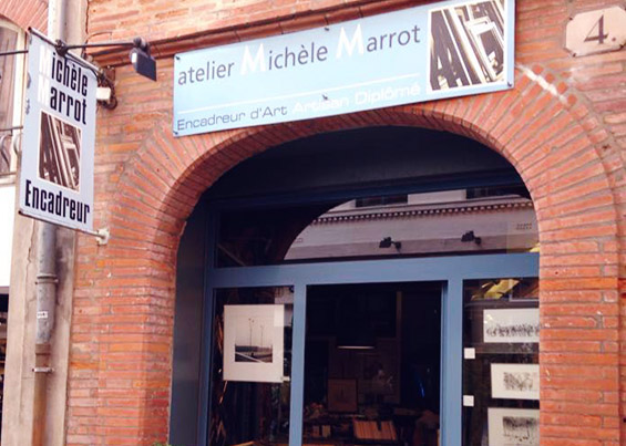 Atelier Michèle Marrot