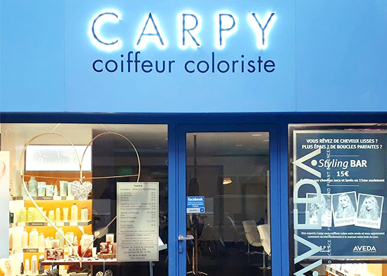 Carpy Coiffeur – Coloriste