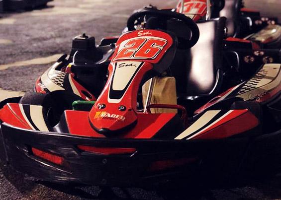 Karting Montaudran