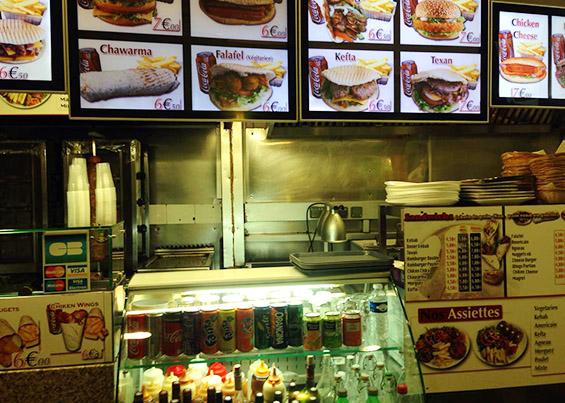 Mac Ankara Chez Victor