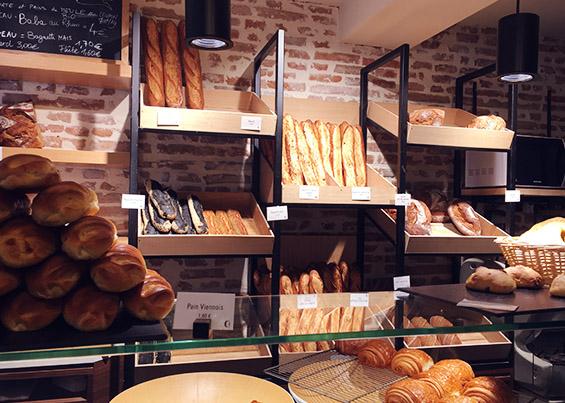 Boulangerie Saint-Cyprien