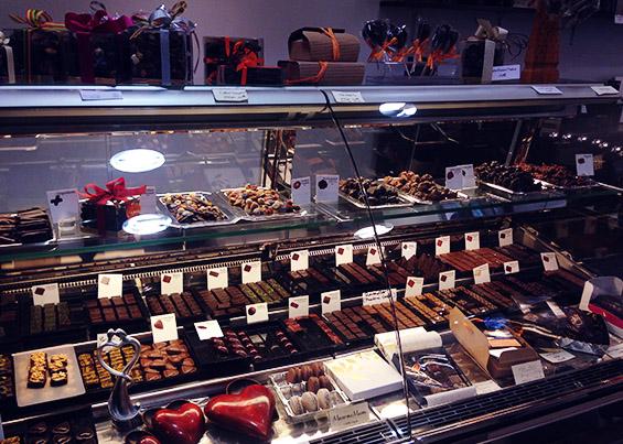 Chocolaterie Castan