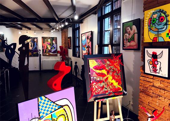 Galerie Antares 4bis