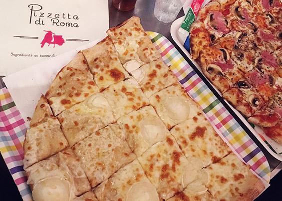 Pizzetta de Roma