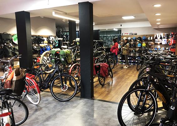 Arnaud Bike