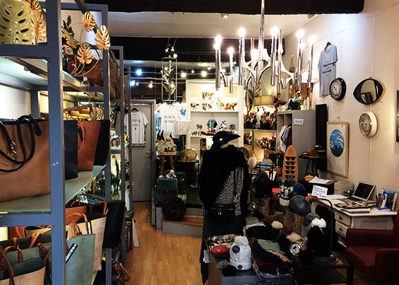 Atypique concept store