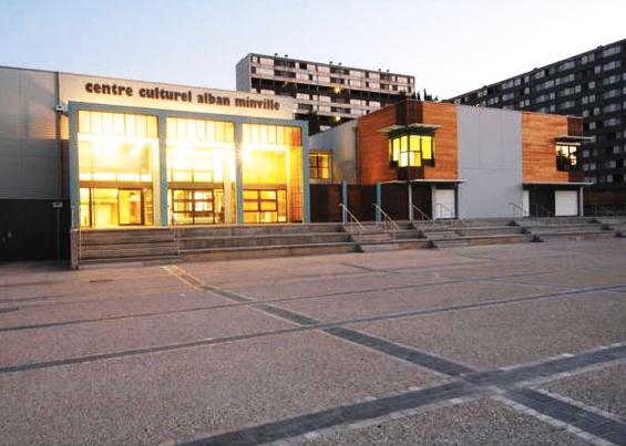 Centre Culturel Alban Minville