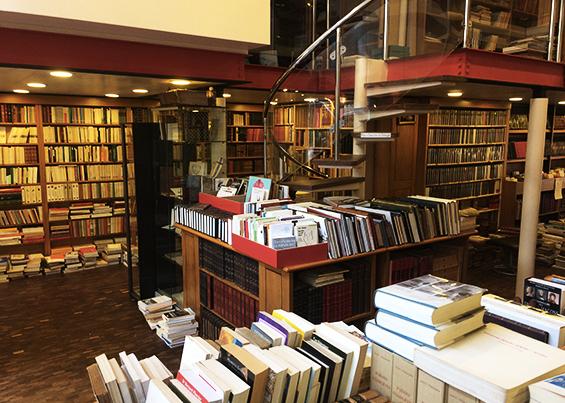 Librairie Saint-Etienne