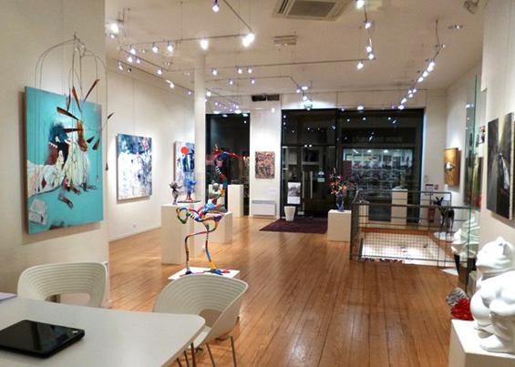 Galerie Alain Daudet