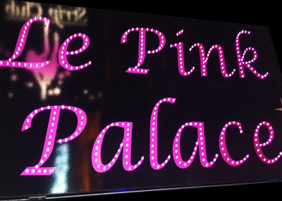Le Pink Palace Club