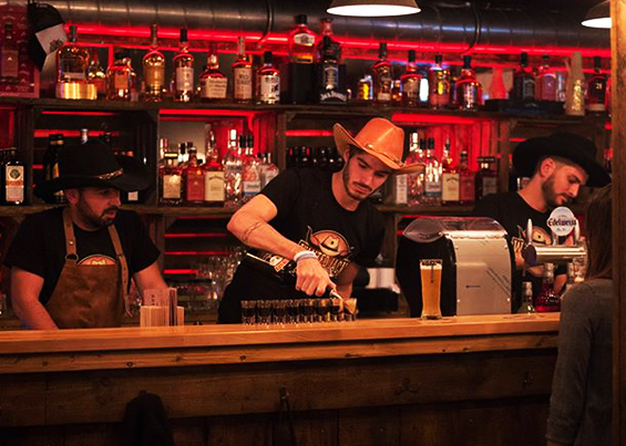 Wanted Jack Saloon