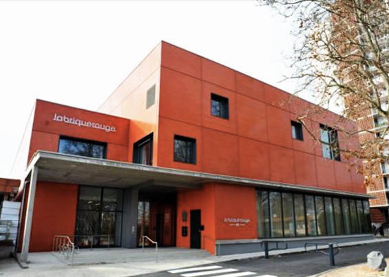 Centre d'animation Briquerouge