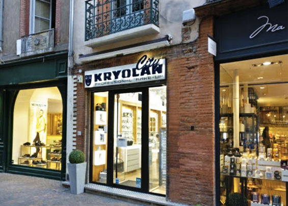 Kryolan City