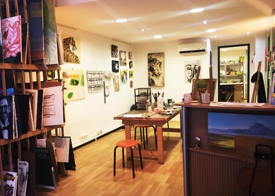 Les Bonobeaux Arts