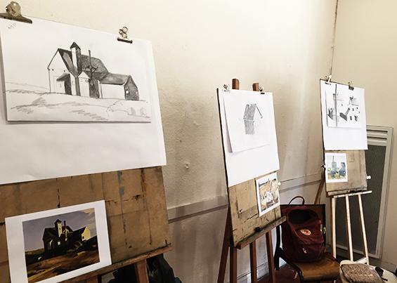 Atelier Etienne Establie
