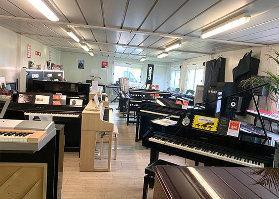 Amadeus Pianos