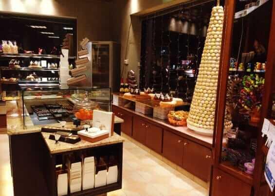 Gâteaux et Chocolat – Antoine Fornara