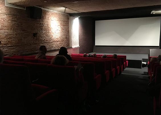 Le Cratère  Cinémas à Toulouse