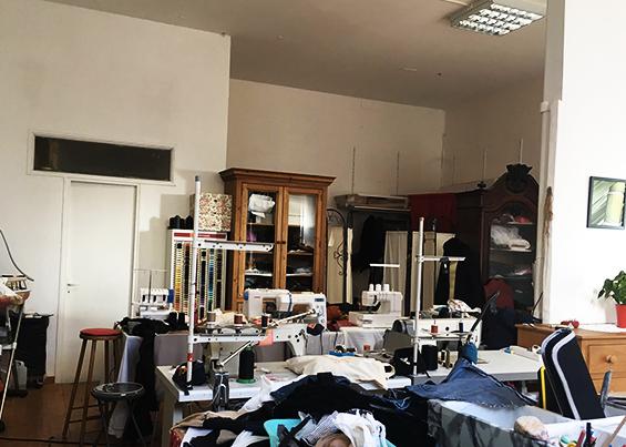 Atelier de Couture Piqué Coup
