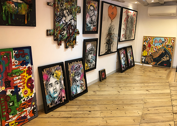 Artopic Gallery