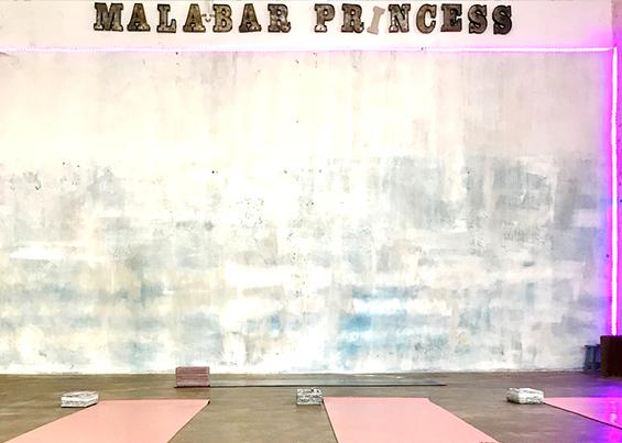 Malabar Princess Yoga