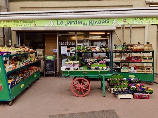 Le Jardin de Nicolas